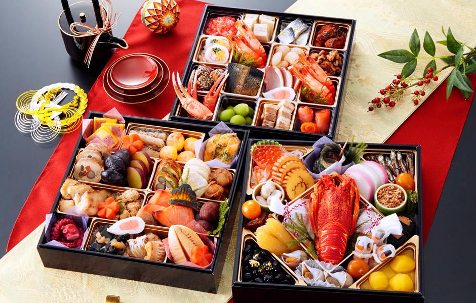 osechi-ryori お節料理